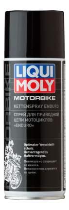 Смазка для цепей LIQUI MOLY Motorbike Kettenspray Enduro 7608