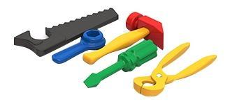 Набор инструментов мастер на все руки