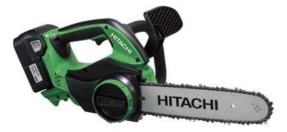 Аккумуляторная цепная пила Hitachi CS36DLR4