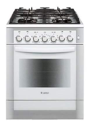 Комбинированная плита GEFEST ПГЭ 5502-02 0042 White