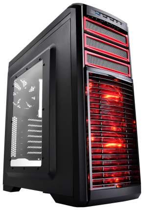 Компьютерный корпус DEEPCOOL Kendomen RD без БП (DP-CCATX-KDM5FBKRD) black