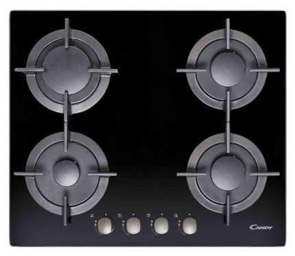 Встраиваемая варочная панель газовая Candy CVG 64SGNX Black