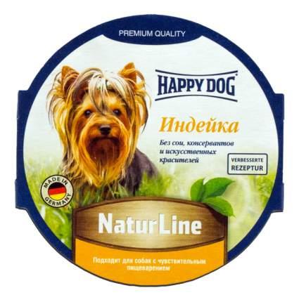 Консервы для собак Happy Dog NaturLine, индейка, 85г