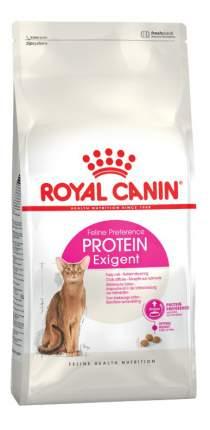 Сухой корм для кошек ROYAL CANIN Protein Exigent, для привередливых к составу, 4кг