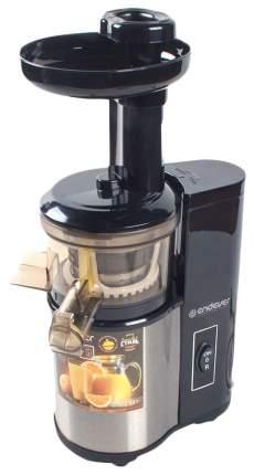 Соковыжималка шнековая Endever Sigma-95 silver/black