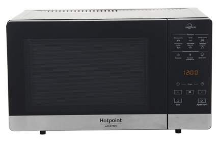 Микроволновая печь с грилем Hotpoint-Ariston MWHA 27321 B black
