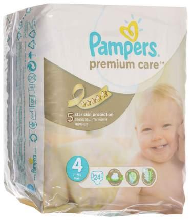 Подгузники Pampers Premium Care Maxi 4 (7-14 кг), 24 шт.