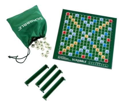 Семейная настольная игра Mattel inc Scrabble дорожный