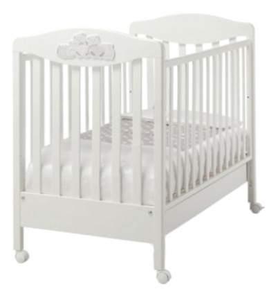 Кровать Erbesi Tippy Белый