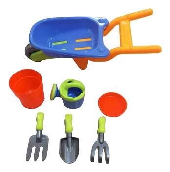 Набор садовода Junfa Toys Набор садовых инструментов 799-8