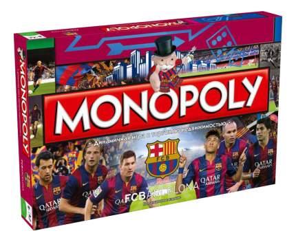 Экономическая настольная игра Winning Moves Монополия ФК Барселона A90731210