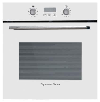 Встраиваемый электрический духовой шкаф Zigmund & Shtain EN 123.912 W White