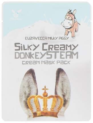 Маска для лица Elizavecca Donkey Piggy Silky Creamy Donkey Steam Cream Mask Pack 25 г