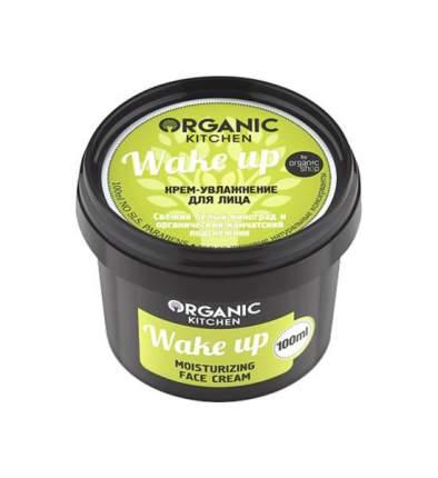 "Крем для лица Organic Shop Organic Kitchen Face Cream ""Wake up"" 100 мл"