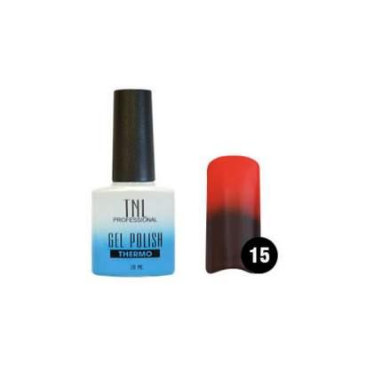 Гель-лак для ногтей TNL Professional Gel Polish Thermo Effect Collection 15 Бургундский