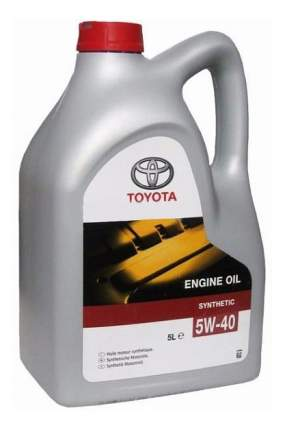 Моторное масло Toyota 5w40 5л 08880-80375GO