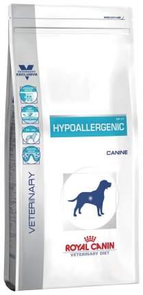 Сухой корм для собак ROYAL CANIN Vet Diet Hypoallergenic DR21, курица, 14кг