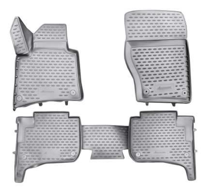 Комплект ковриков в салон автомобиля Autofamily для Volkswagen (NLC.3D.51.31.210k)