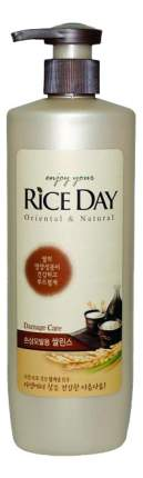 Кондиционер для волос Lion для поврежденных волос Rice Day Увлажняющий 550 мл