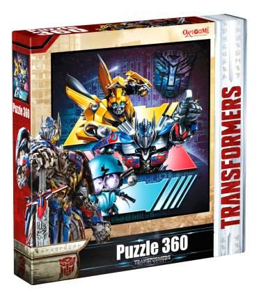 Пазл Origami Transformers 360 элементов