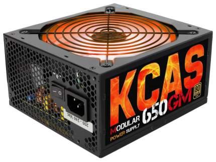 Блок питания компьютера AeroCool KCAS KCAS-650GM