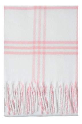 Плед Luxberry Lux 519 100 х 150 см розово-белый