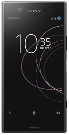 Смартфон Sony Xperia XZ1 64Gb Black (G8342)