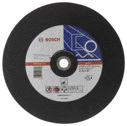 Отрезной круг Bosch МЕТАЛЛ 355Х2,8Х25,4 мм 2608600543