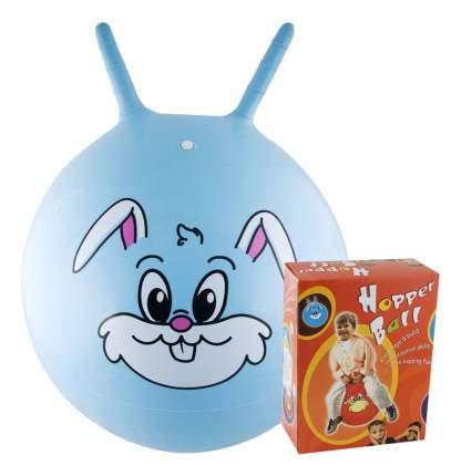 Гимнастический мяч Innovative Кролик голубой; белый 45 см