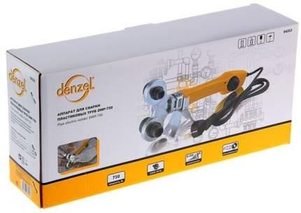 Сварочный аппарат для пластиковых труб DWP-750 DENZEL 94203