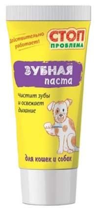 Зубная паста для кошек и собак СТОП проблема, 60 мл
