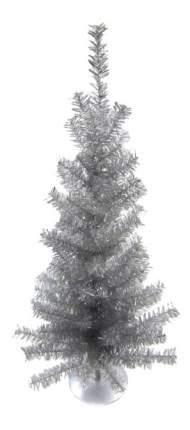 Ель искусственная Новогодняя сказка серебро 45 см