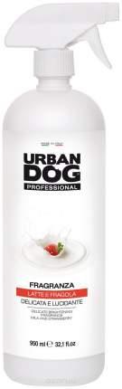 Ароматизатор для собак URBAN DOG Long, молоко и клубника, 950 мл