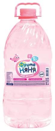Детская вода ФрутоНяня с рождения 5 л