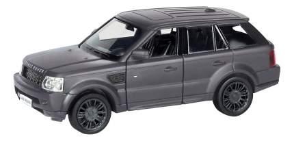 Коллекционная модель Range Rover Sport матово черная RMZ City 554007M 1:32
