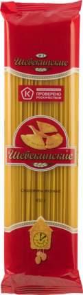 Макаронные изделия Шебекинские спагетти тонкие 450 г