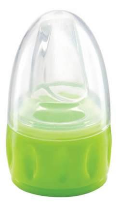Соска-поильник для бутылок (спаут) силиконовая Happy Baby