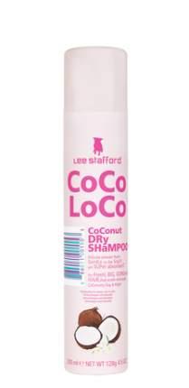 Сухой шампунь Lee Stafford Сосо Loco Dry Shampoo, 200 мл