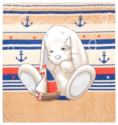 Одеяло детское Крошкин дом Мой зайка бежевый 100х110