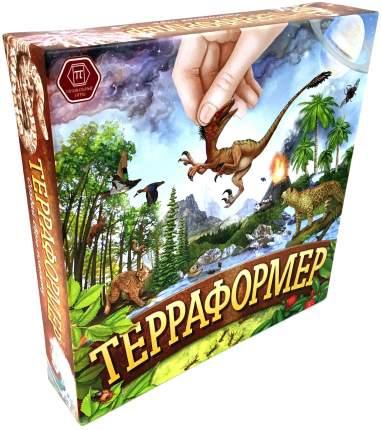 Семейная настольная игра Правильные игры Терраформер