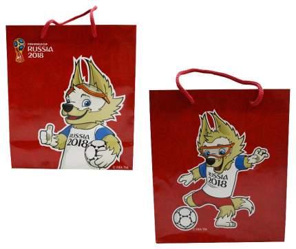 Пакет подарочный FIFA-2018 Т11028