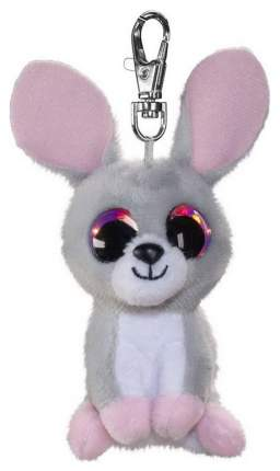 Брелок кролик pupu, серый, 8,5 см