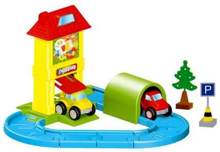 Игровой набор Orion toys Паркинг Дорога, 31 деталь