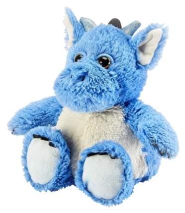 Мягкая игрушка-грелка Warmies дракон синий cp-dra-11