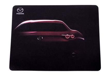 Коврик для мыши Mazda Mouse Pad, Black, 830077851