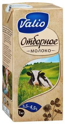 Молоко Valio отборное ультравысокотемпературнообработанное 3.5-4.5% 1 кг