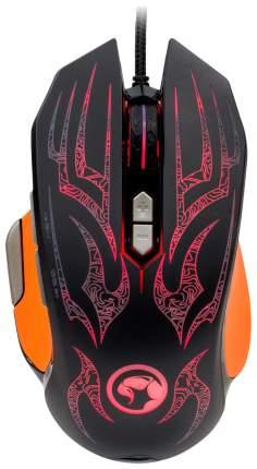 Игровая мышь MARVO G920 Orange/Black