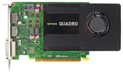 Видеокарта PNY Quadro K2200 (VCQK2200BLK-1)