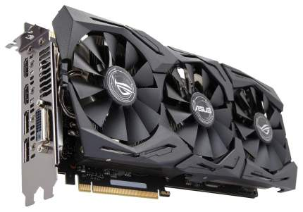 Видеокарта ASUS ROG Strix GeForce GTX 1080 Ti (ROG-STRIX-GTX1080TI-O11G-GAMING)