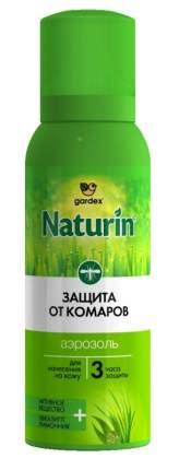 Аэрозоль от комаров Gardex Naturin 80мл